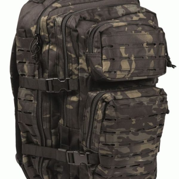 Рюкзак Mil-Tec 36L Laser CUT MULTICAM BLACK
