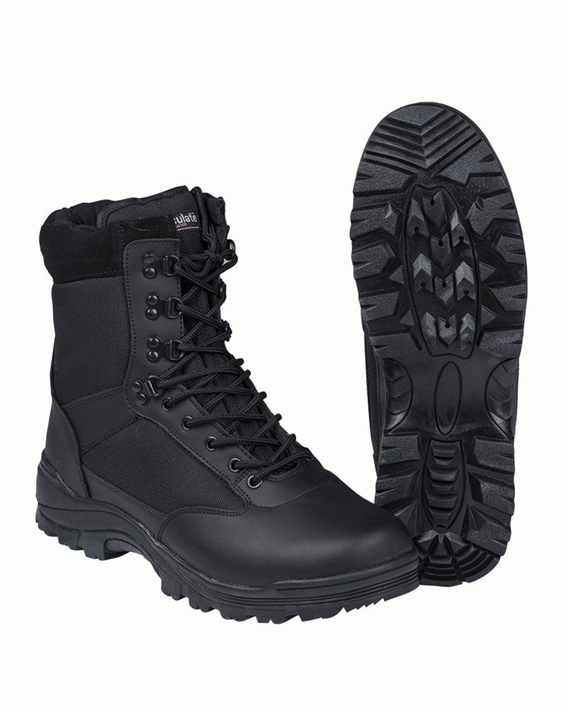 Берцы MIL-TEC Tactical Boot Black