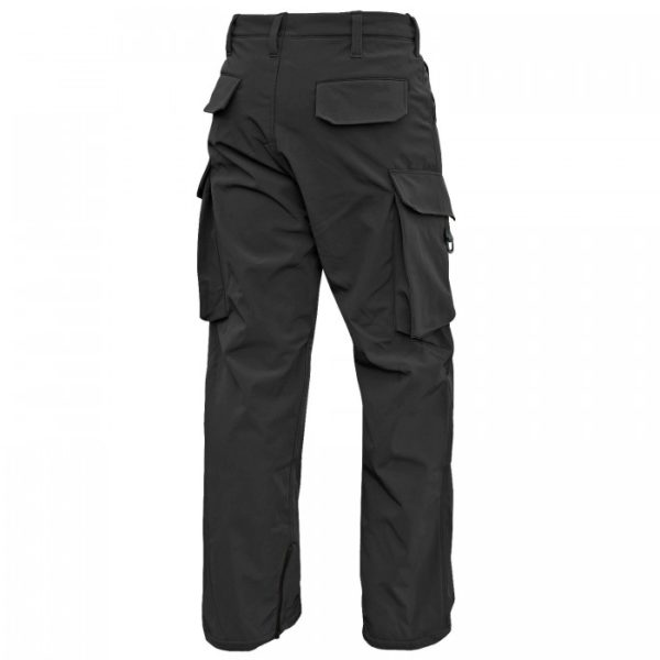 Брюки SOFT SHELL MIL-TEC HOSE EXPLORER чёрные