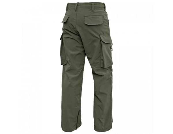 Брюки SOFT SHELL MIL-TEC HOSE EXPLORER Олива
