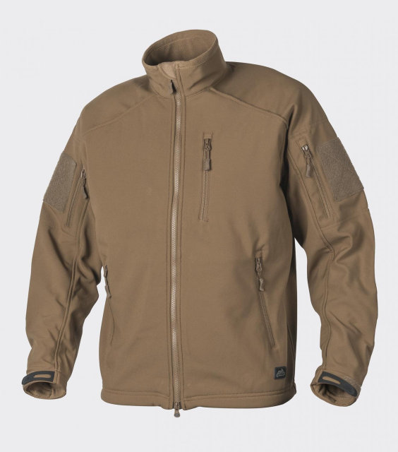 Куртка Soft Shell Helikon-Tex Delta Tactical Coyote