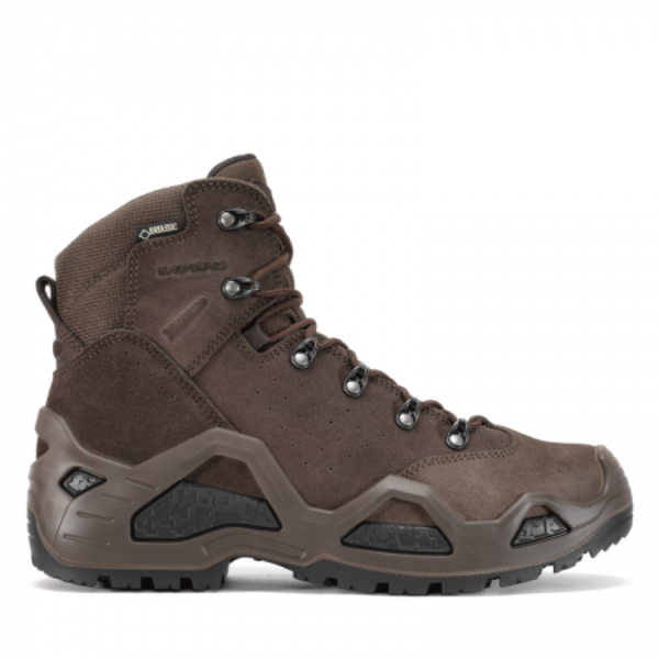 Ботинки LOWA Z-6S GTX DARK BROWN