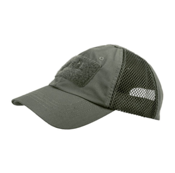 Бейсболка Helikon-Tex Tactical Baseball Vent Cap PR Олива
