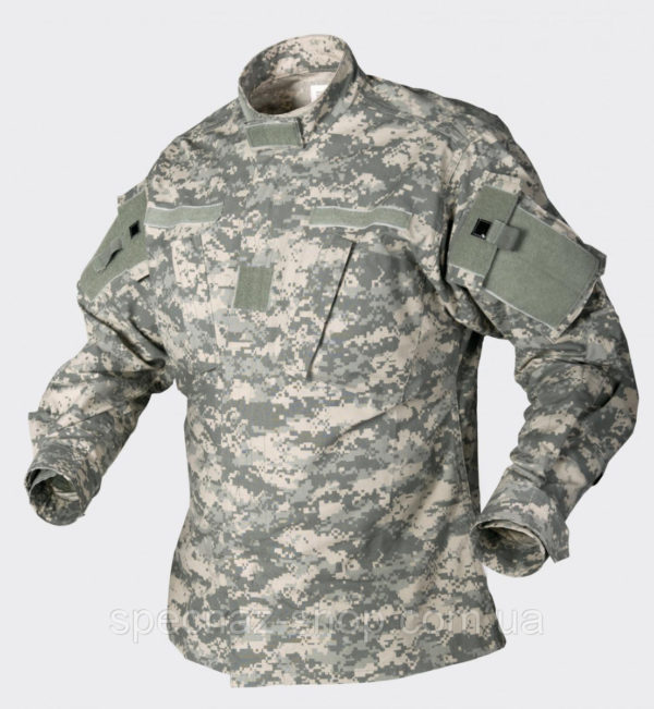 Китель Helikon-Tex ACU PolyCotton Ripstop AT DIGITAL