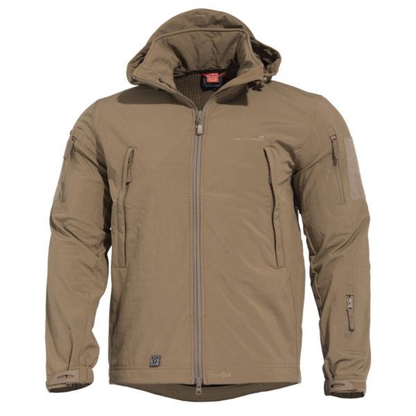 Куртка Artaxes PENTAGON Softshell Jacket Coyote