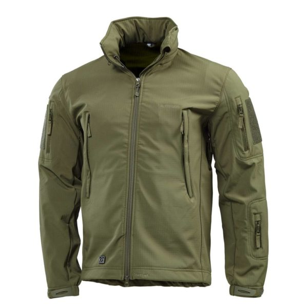 Куртка Artaxes PENTAGON Softshell Jacket Grindle Green