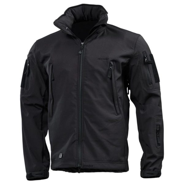 Куртка Artaxes PENTAGON Softshell Jacket Black